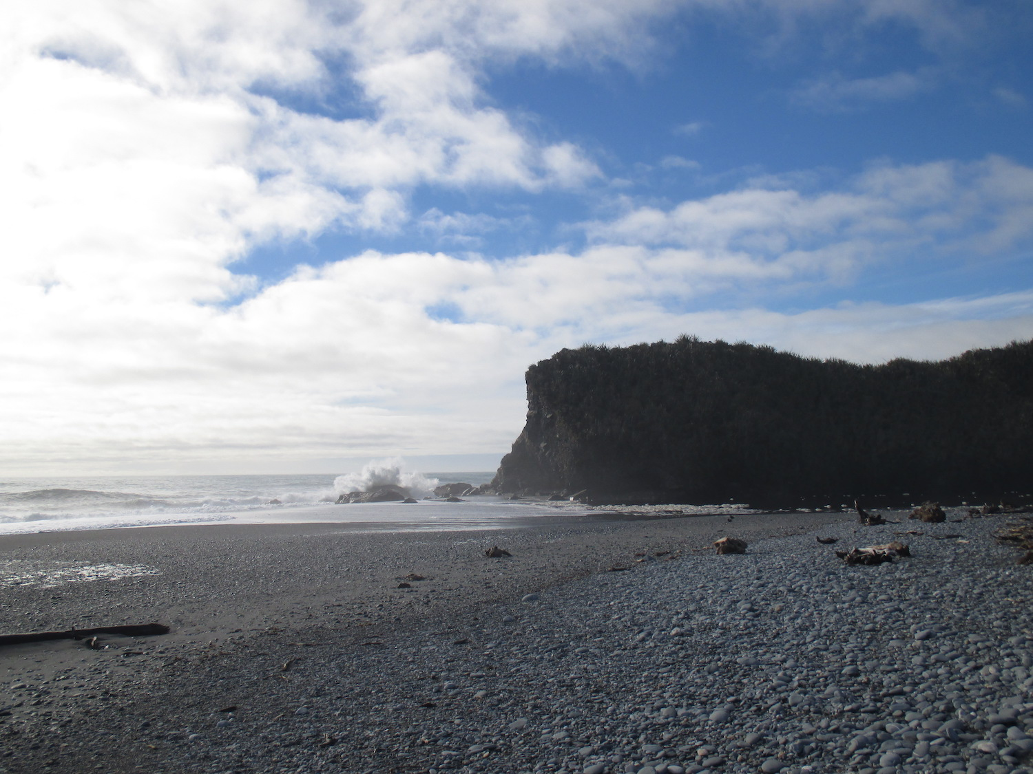 Gillespies & Galway Beach - Glacier Country New Zealand  |Galway Beaches